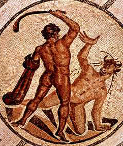 thesis and the minotaur story